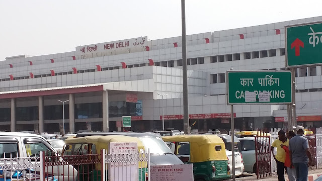 New Delhi Railway station 1