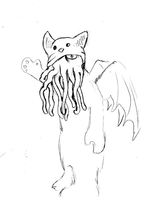 Drawings and stuff!: Drink & Draw Trondheim is alive!