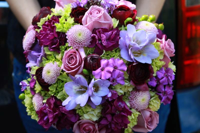 Regal Purple Weddings