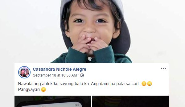 5-years-old kid ordered tons of items through Shopee, mother went crazy! - Teachers ng Pinas