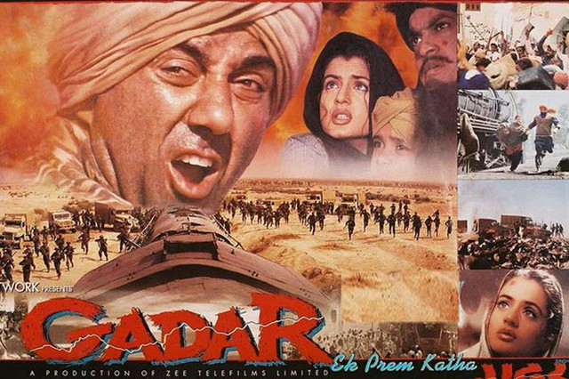 Gadar Ek Prem Katha 2001