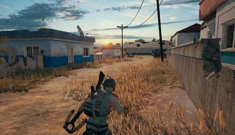 game survival pubg mobile