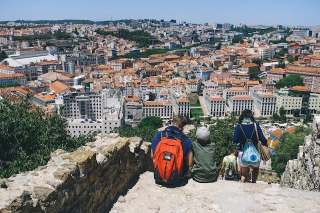 サン・ジョルジェ城(Castelo de S. Jorge)|サン・ローレンソの塔(Torre de São Lourenço)