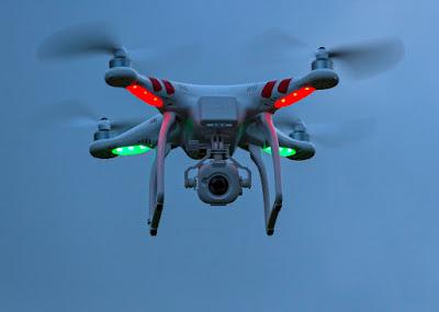 Detección aérea vigilancia incendios forestales
