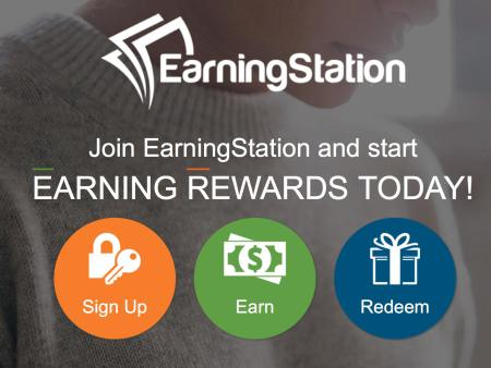 Earning Station Ad