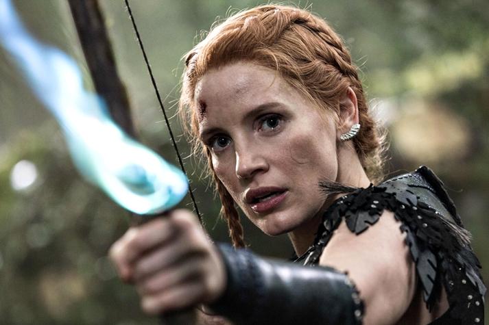 Las crónicas de Blancanieves: El cazador y la reina de hielo