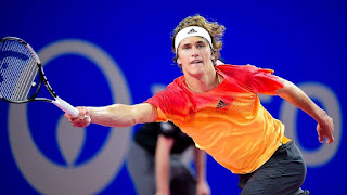 tennis player Alexander zverev