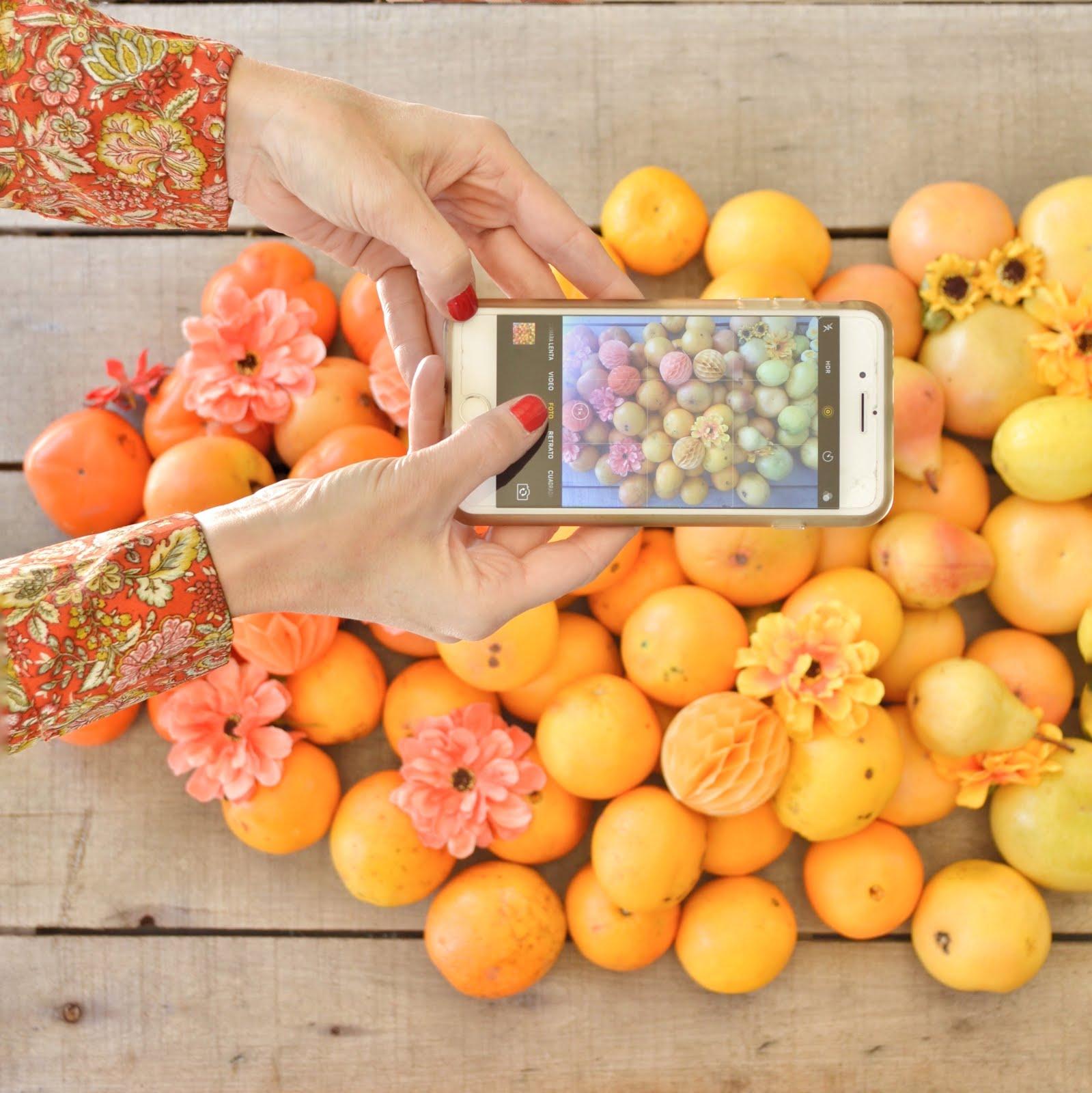 7 tips para sacar mejores fotos con el teléfono por @rochilanu - #colorsoloparami