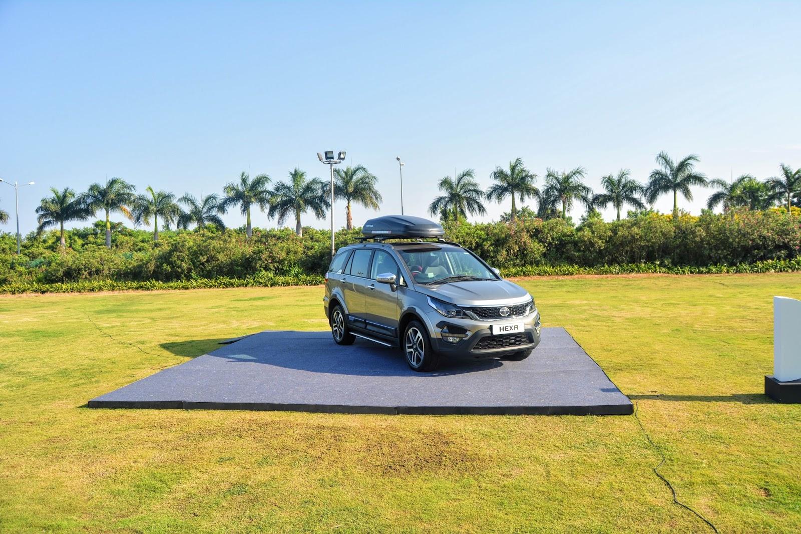 Tata Hexa Review