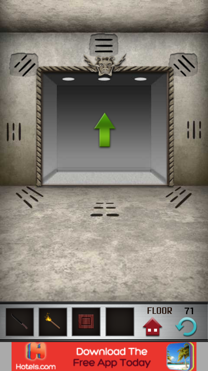 100 Floors Level 81 Android Home Plan