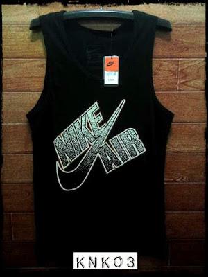 Kaos Singlet Distro Surfing Skate NIKE SB Premium Kode KNK03