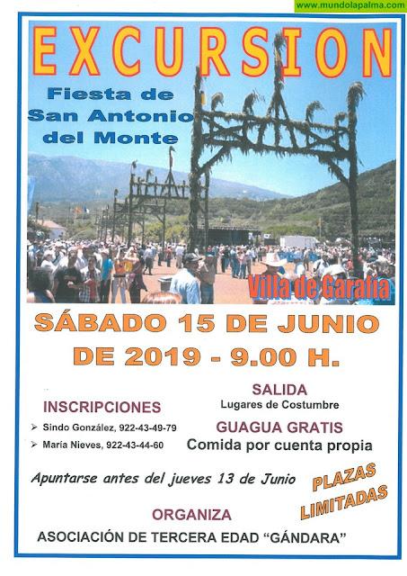 """GANDARA: excursión a """"San Antonio del Monte"""""""