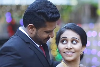 Kerala christian wedding highlights