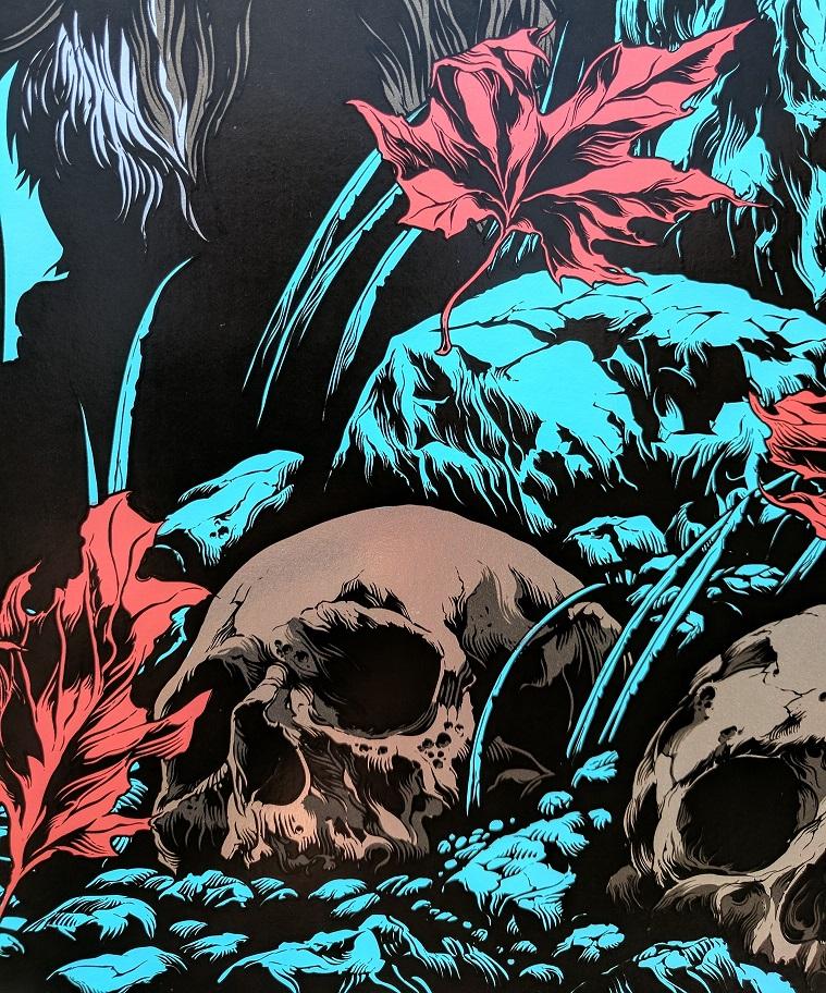 inside the rock poster frame blog ken taylor foo fighters