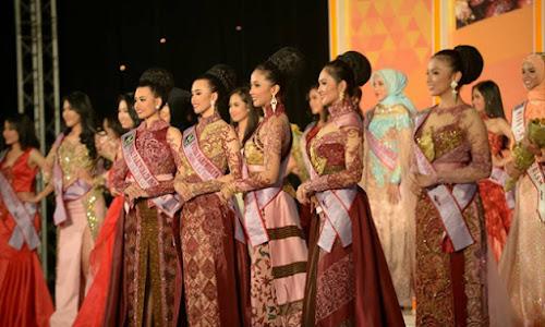 Pemenang Putri Pariwisata 2017