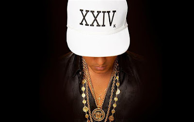 Bruno Mars Teases New Single '24k Magic'
