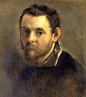 A self-portrait of Annibale Carracci