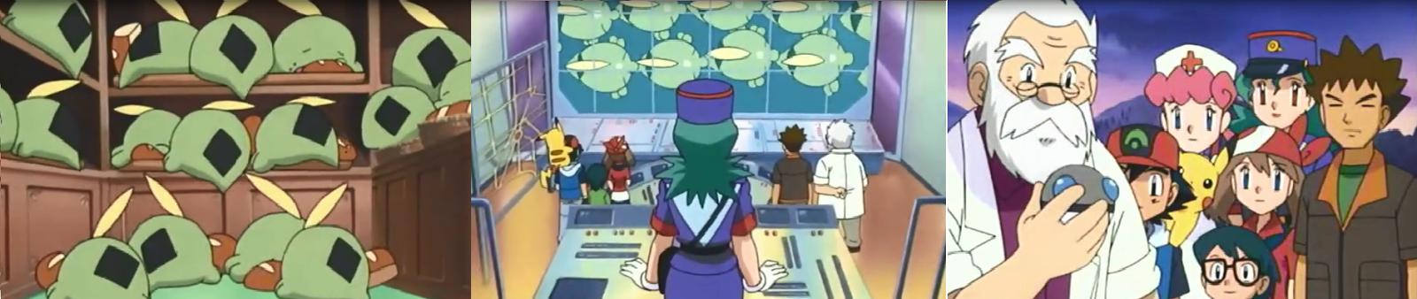 Pokemon Capitulo 25 Temporada 7 Gulpin Al Ataque