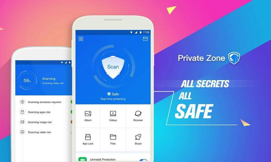 privacy and security apps android