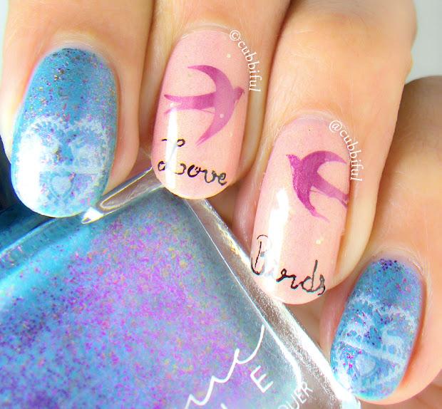 cubbiful 40 great nail art ideas