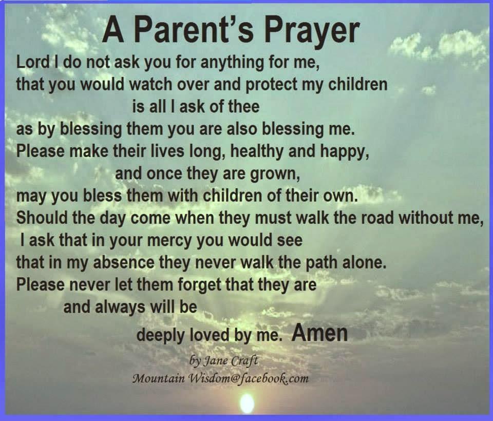 Essay on Parents