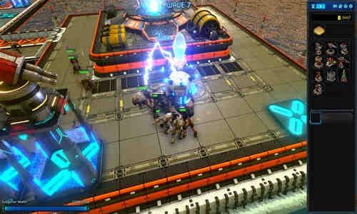 Defense Task Force Sci Fi Tower Defense Game Free Download