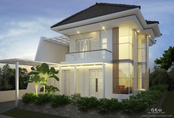 rumah minimalis model terbaru 2017