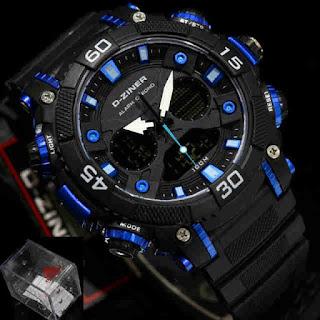 jam tangan dzinner original - galaxy store