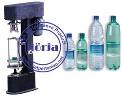 Mesin Penutup Botol Plastik