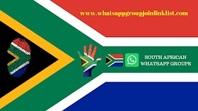 South African WhatsApp Group Join Link List