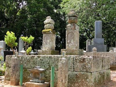 北条義時夫妻の墓