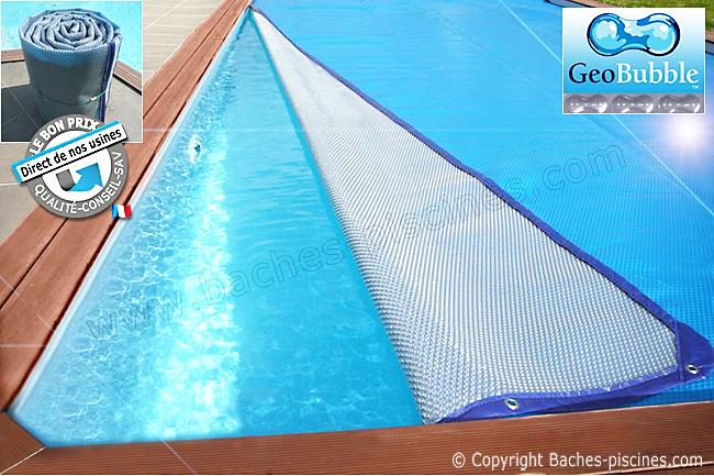 piscine modele bulle 500 alu geobulle