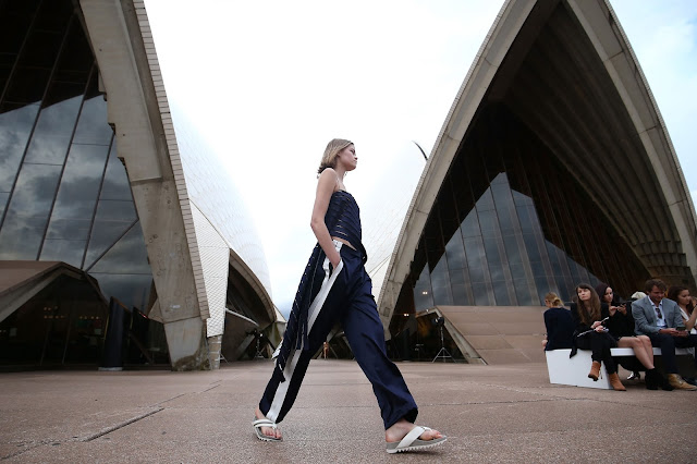 DION LEE resort 18 MBFWA Photo by Mark Metcalfe/Getty Images
