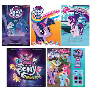 All My Little Pony Media