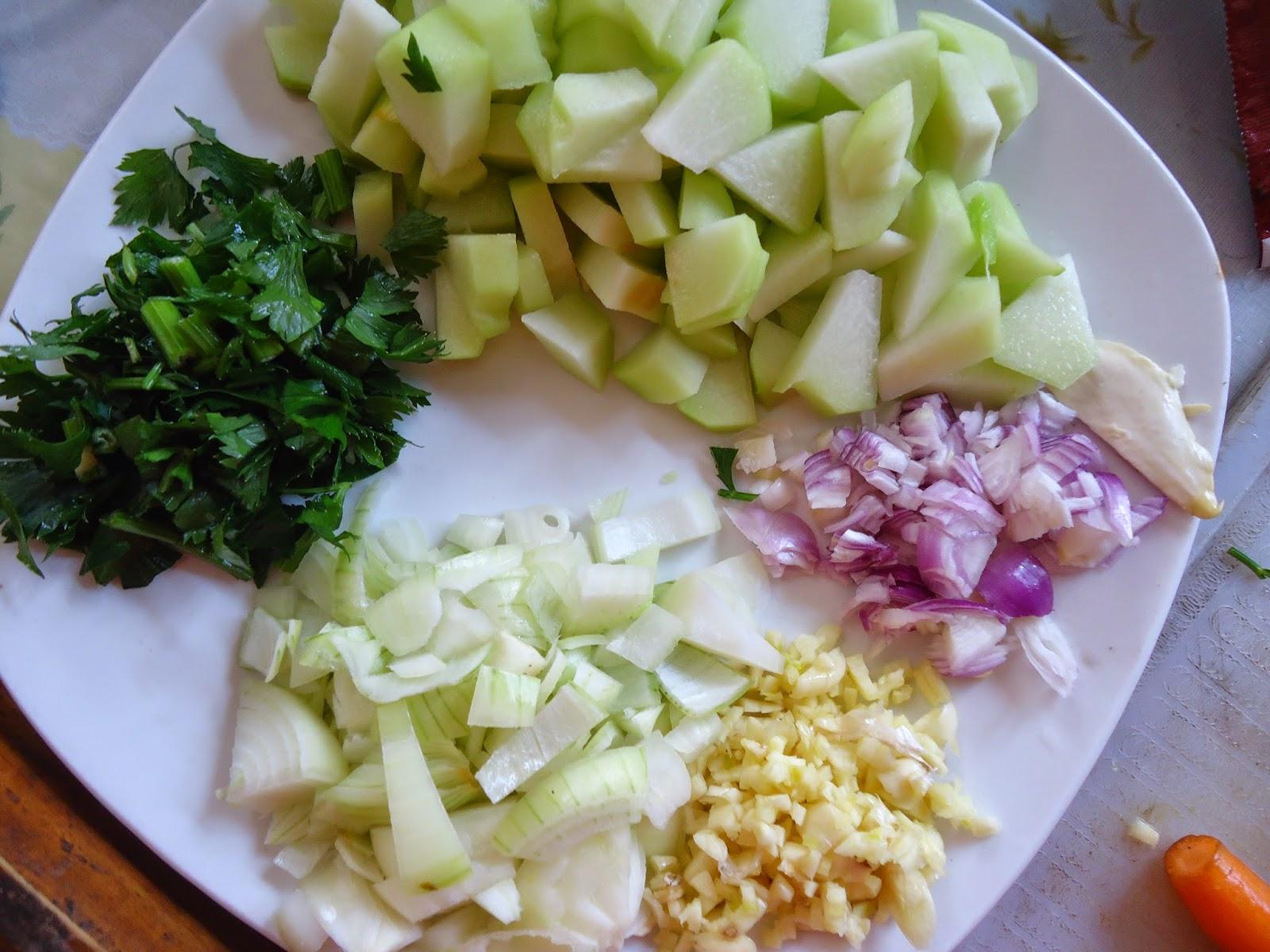 herbs for Chop Suey
