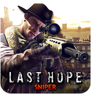 Last Hope Sniper Mod Apk Zombie War Premium Money for Android