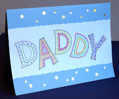 Happy Fathers Day Card 2015 for your Dad
