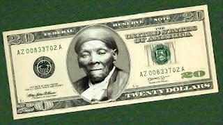 first black woman on $20 twenty dollar bill