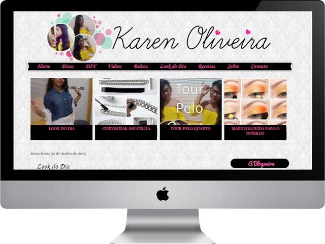 Blog da Karen