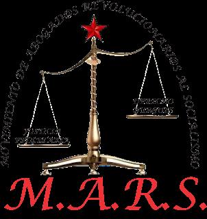 Comunicado del Movimiento de Abogados Revolucionarios al Socialismo (MARS) en rechazo al atentado del 4Ago