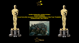 oscar favorite best sound editing award-richard king-alex gibson-dunkirk
