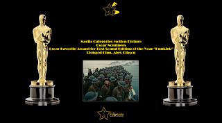 oscar favorite best sound editing award-richard king-alex gibson-dunkirk