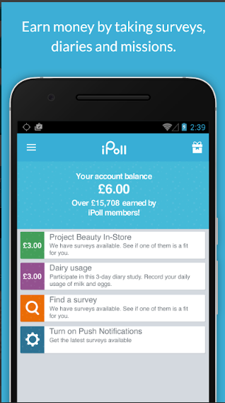 Best Paid Apps For Taking Suvery