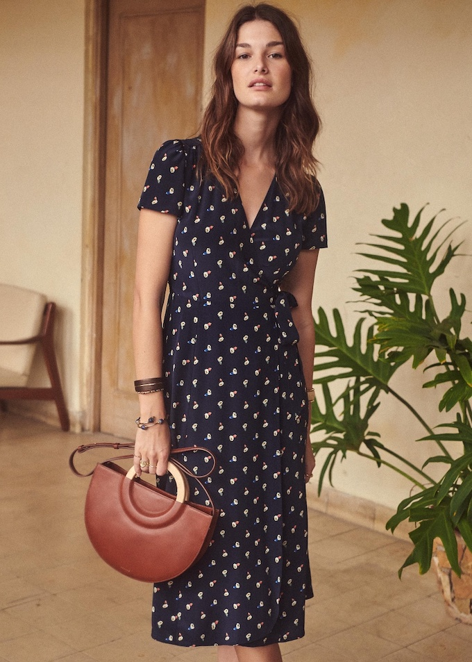 Sézane, Sézane Spring 2019, Sézane Spring Collection, Sézane Lookbook, Sezane