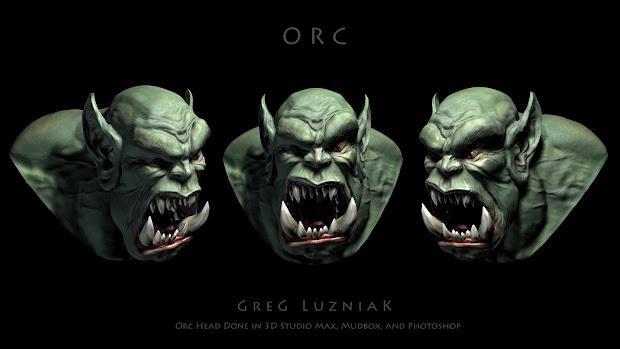 Greg Luzniak 3d Models