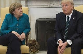 κοινή συνέντευξη Τύπου που παραχώρησε με την καγκελάριο της Γερμανίας Άγγελα Μέρκελ