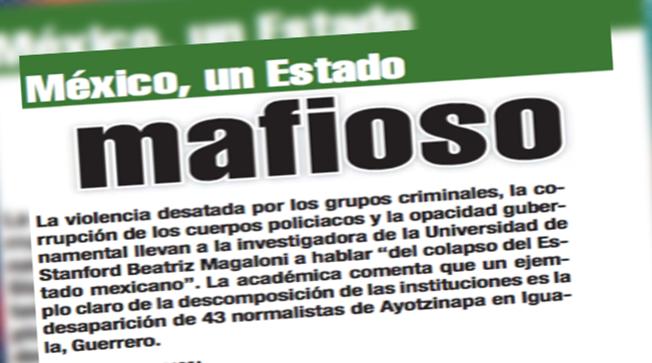 """""""MEXICO,UN ESTADO MAFIOSO""""...la """"estrategia"""" contra el """"crimen organizado"""" solo provoco que se """"desorganizara"""". Screen%2BShot%2B2016-08-07%2Bat%2B06.29.43"""