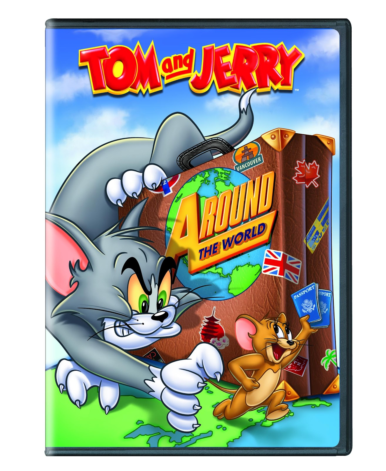 Tom and jerry one million dollar cat