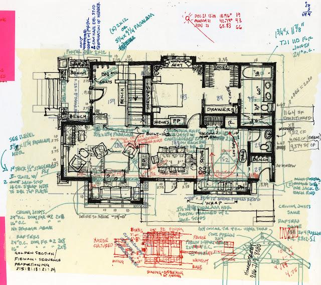 Plan on paper