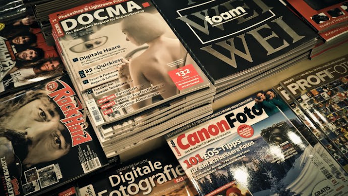 Wallpaper: Magazines